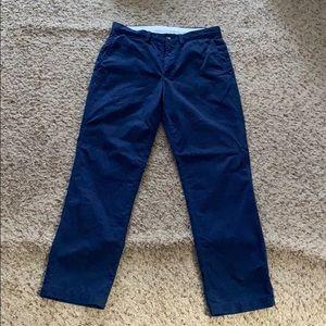 Polo Ralph Lauren classic fit Navy khakis 30x30